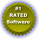 Number one rated software
