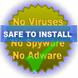 Safe to install software