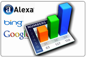 Increase search engine rankings